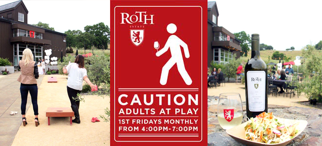 Event - Adults at Play - Roth Estate